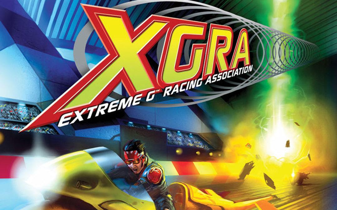 XGRA: Extreme G Racing Association