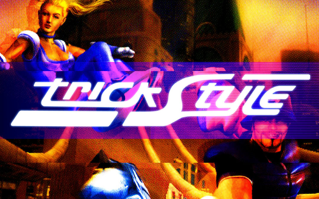 TrickStyle™, the classic Dreamcast title, now on Steam!